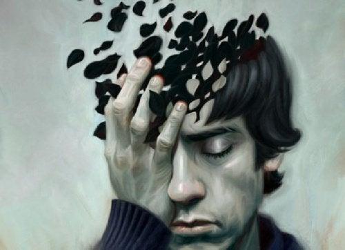 Ma dépression maladie invisible n'est pas due à de la tristesse