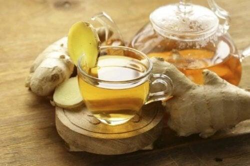 L'infusion au gingembre et à l'aloe vera : une boisson naturelle très puissante