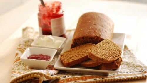 Le pain pour perdre des tailles.