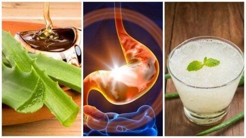 Combattez les symptômes de la gastrite: une recette naturelle