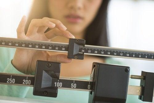 maintenir un poids idéal