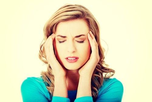 Migraine et hémorragie cérébrale.