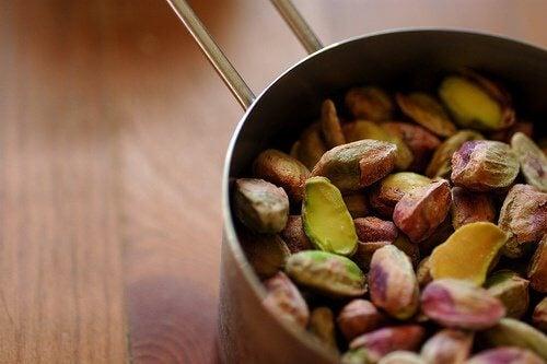 pistaches aliments