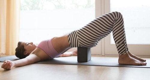 Programme d'exercices du ventre.