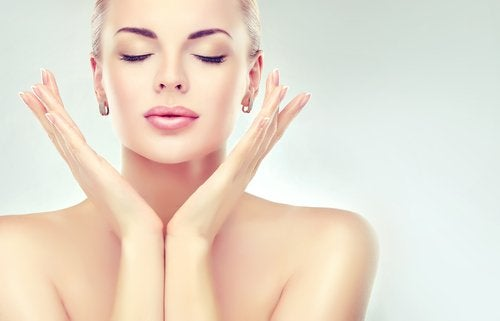 L'eau au gingembre est un antioxydant pour la peau.