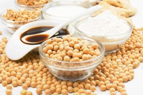 contrôler les hormones qui font prendre du poids : éviter le soja