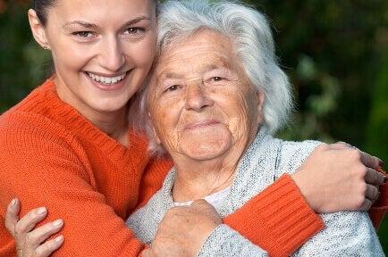 Un soutien pour les proches des personnes atteintes de la maladie d'Alzheimer.