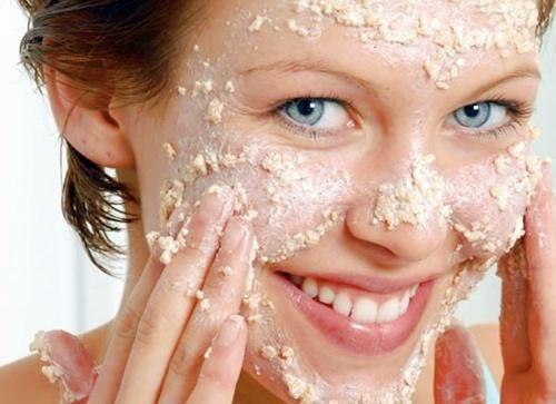 L'avoine permet de garder une belle peau.