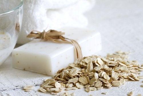 Les sachets d'avoine sont très simples à fabriquer.