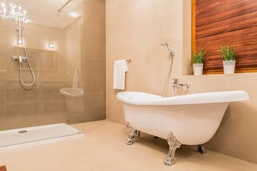 le feng shui dans la salle de bain