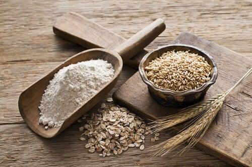 farine d'avoine pour soulager le psioriasis