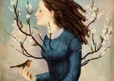 femme-avec-des-oiseaux-500x341