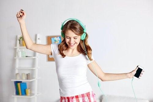 Effets de la musique.