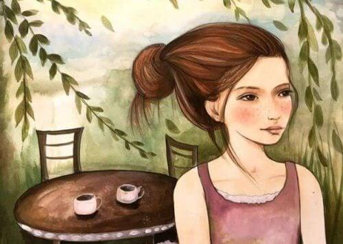 Les étapes pour oublier un amour impossible : l'amour ne se remplace pas