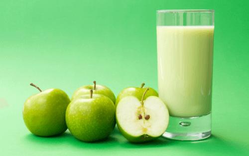 milk-shake-pomme-concombre