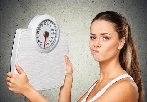 8 raisons pour lesquelles vous n'arrivez pas à perdre du poids