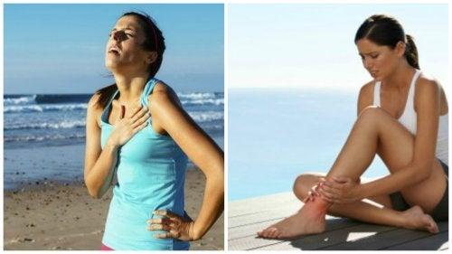 7 situations dans lesquelles il ne faut pas faire d'exercice