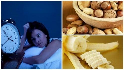 8 aliments pour combattre l'insomnie de manière naturelle