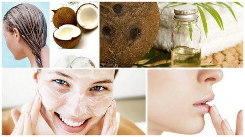 9 usages méconnus de l'huile de coco