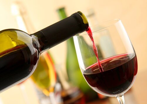 8 bienfaits du vin rouge