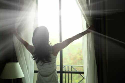 Je veux commencer à vivre sans peurs