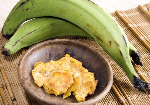bienfaits des bananes vertes : améliorent et régulent votre rythme cardiaque