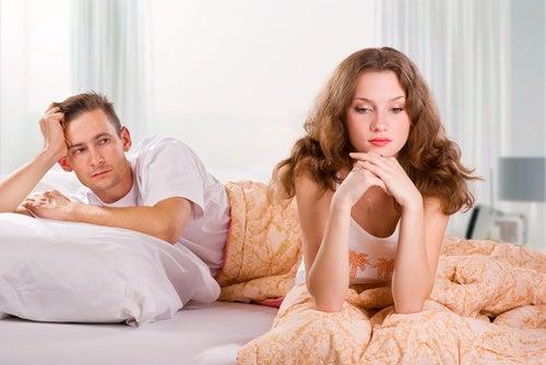 raisons pour lesquelles le sexe n'est pas satisfaisant