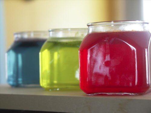 Le gel aromatisé pour parfumer naturellement la maison.
