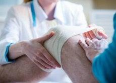 genoux-lesions-pansement-cellules-meres