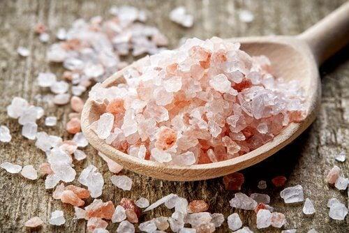 Le sel de l'Himalaya pour en finir avec la migraine