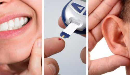 5 conséquences inattendues du diabète