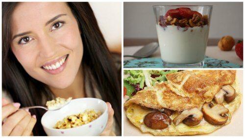 5 idées pour un petit-déjeuner sain riche en protéines