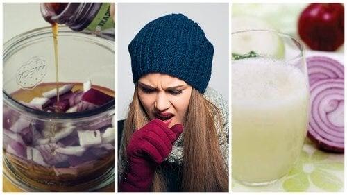 5 remèdes maison à l'oignon pour soulager la toux