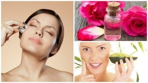 6 conseils pour raffermir les joues qui tombent