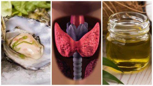 6 manières naturelles de stimuler la thyroïde