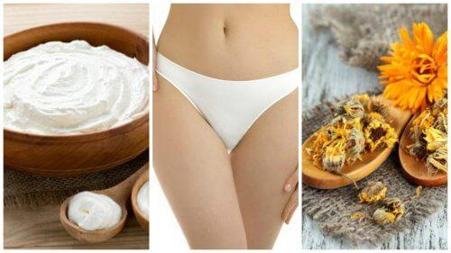 6 produits naturels pour faire face à la sécheresse vaginale