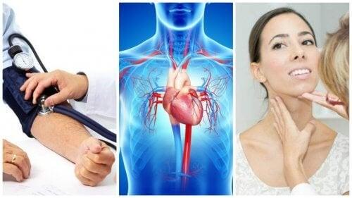 7 causes potentielles de l'insuffisance cardiaque