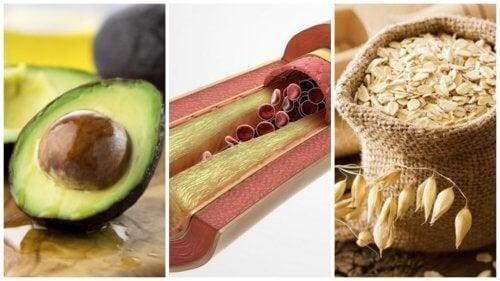 8 aliments qui contrôlent les triglycérides élevés