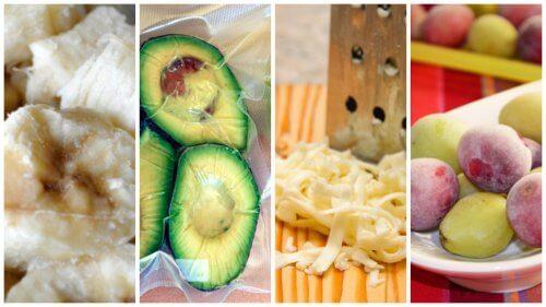 Conserver les aliments au congélateur et éviter le gaspillage