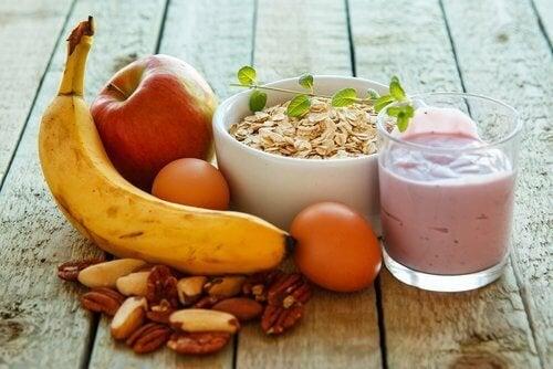 Les aliments du matin qui font le plein d'énergie