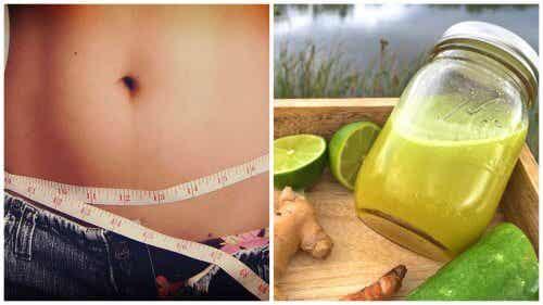Consommez cette boisson avant de dormir contre la graisse abdominale