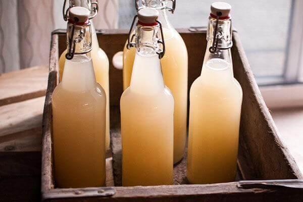 Comment préparer cette bière au gingembre