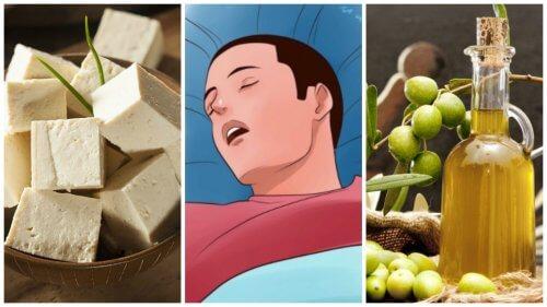 7 ingrédients pour combattre les ronflements