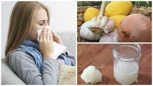 Comment préparer une cure à l'oignon pour soulager la toux, la grippe et les allergies
