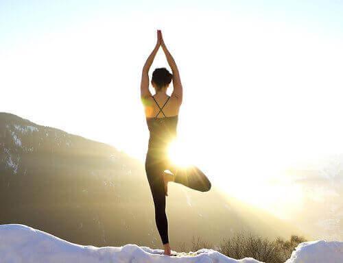Yoga contre le trouble bipolaire.