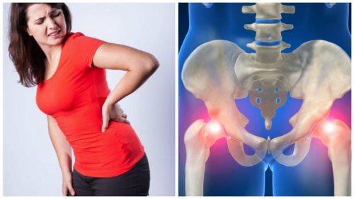 Vous avez des douleurs de hanche ? Découvrez la possible cause !