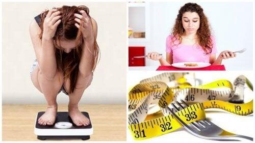 Les 7 pièges d'un régime qui vous empêchent de perdre du poids