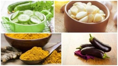 8 aliments pour éliminer les toxines et renforcer le système immunitaire