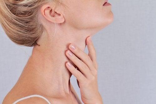 La thyroïde et la constipation difficile.