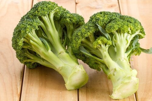 légumes riches en protéines : le brocoli